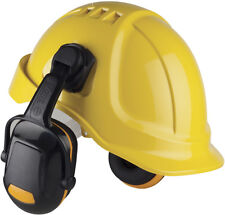 SCOTT Z1HME Protector Helmet Mounted Ear Muff / Defenders - ZONE 1 - Yellow