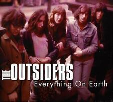 Outsiders (Netherlands) - Everything On Earth 3CD Set Wally Tax Dutch Psych