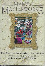MARVEL MASTERWORKS VOL 226 HC GOLD EDITION AMAZING SPIDER-MAN LIMITED 975 COPIES