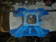 Aluminum Intake MOPAR Dodge 440 Edelbrock 3015 IHRA NHRA RATROD WISSOTA K&N IMCA