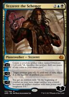 Tezzeret the Schemer x4 Magic the Gathering 4x Aether Revolt mtg card lot
