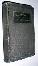 Vade-mecum del veterinario / H. Mollereau, Ch. Porcher, E. Nicolas