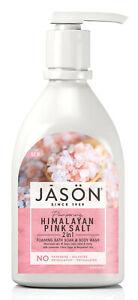 Jason HIMALAYAN PINK SALT 2-in-1 Foaming Bath Soak & Foam Body Wash 887ml