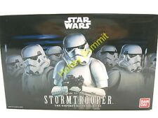 STAR WARS 1/12  STORMTROOPER   The Empire's Elite Soldiers Bandai Kit