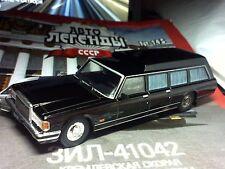 1:43 ZIL-41042 Kremlin ambulance (2) Russian LEGEND Diecast + Magazine #145