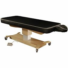 """MT Massage 30"""" inch MaxKing Comfort Treatment SPA Electric Lift Table Bed Black"""