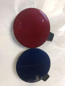 TESLA MODEL 3 FRONT BUMPER TOW HOOK CAP COVER 1084173-00-E (Sold Individually)