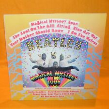 "1980 EMI PARLOPHONE THE BEATLES - MAGICAL MYSTERY TOUR 12""  LP VINYL RECORD 2ND"