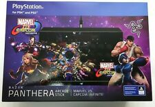 NEW Razer Panthera PS4 Arcade Stick Marvel vs Capcom Infinite Edition MVC PS3