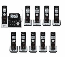 AT&T CL83201 CL83101 CL83301 CL83351 DECT 6.0 Cordless Phone System w 10 Handset