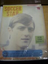 14/02/1969 Soccer Star Weekly Magazine: Vol. 17 No. 23 - Features: Leicester Cit