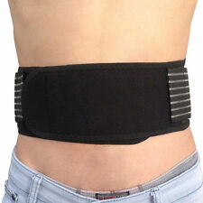 Tourmaline Self Heating 12 Magnetic Therapy Backache Lower Back Support Belt