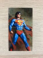 Superman Man Of Steel Platinum Series Spectra-Etch Insert Card Skybox1994 #S3