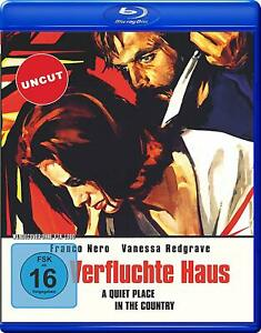 Das verfluchte Haus (Uncut)[Blu-ray/NEU/OVP] Franco Nero, Vanessa Redgrave