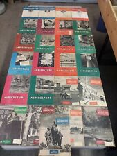 25 VINTAGE 1944-1951 THE NATIONS AGRICULTURE FARM BUREAU MAGAZINE TRACTOR ADS