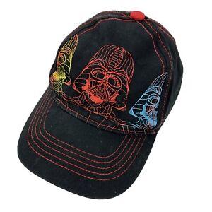 Star Wars Darth Vader Kids Ball Cap Hat Snapback Baseball
