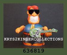 Jouet kinder Die Billy Blues Combo Jack capsule bleue 636819 Allemagne 1996