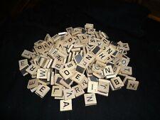 Set Of 196 Magnetic Scrabble Tiles For Fridge Or White Board.