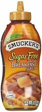 Smuckers Sugar Free Breakfast Syrup, 14.5 Oz (Pack of 2)