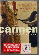 DVD Bizet `Carmen` Neu/New/OVP Opernfestspiele St. Margarethen