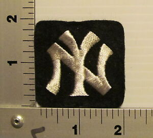 1970's NEW YORK YANKEES EMBROIDERED PATCH VINTAGE BASEBALL