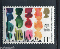 GRANDE-BRETAGNE, GB, 1977, timbre 827, INSTITUT ROYAL CHIMIE, neuf**, MNH STAMP