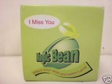 MAGIC BEAN-I MISS YOU-PLANT YOUR WISH AND WATCH IT GROW