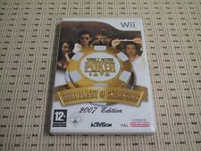 World Series of Poker Tournament of Champions per Nintendo Wii e Wii U * OVP *