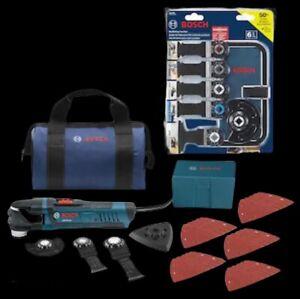 NEW Bosch GOP40-30B 4.0-Amp Starlock Plus Corded Oscillating Multi-Tool Kit
