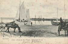1905 New Zealand card sent from Invercargill to London