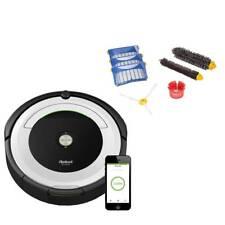 iRobot Roomba 695 Wi-Fi Connected Robotic Vacuum & Replenishment Kit NEW IN BOX