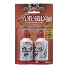 2 x 50 ml Ant Rid Pest Control Indoor Liquid Bait Killer Fast Shipping Sydney