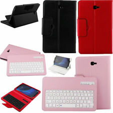 Bluetooth Keyboard Folio Leather Case Cover For Samsung Galaxy Tab A S3 S2 Note