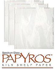 """20 sheets - Spectrum papyros  (20 sheets) Kiln Shelf Paper  (20.5"""" x20.5"""")"""