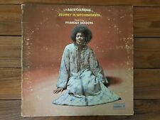 Alice Coltrane - Journey In Satchidananda 1971 Impulse! ‎AS-9203 Vinyl VG/VG-