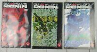 Frank Miller's Ronin Book #1-3 DC 1983 Comic Books Lot of 3 Comics