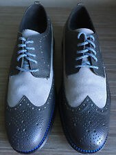 New Cole Haan ORIGINAL GRAND LUNARGRAND WINGTIP Oxford Shoes size 8 $230