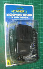 MOONRAKER CM-500M COFFIN MIC Connector Type: 6 Pin Maycom / Midland  QUALITY