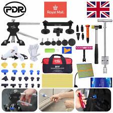 PDR Dent Lifter Tools Kit Paintless Hail Repair Slide Hammer Puller Tab Glue Gun