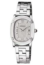 Versace Women's VNB220014 Couture Retro Black Dial Stainless Steel Watch