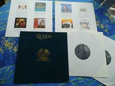 QUEEN ♫ GREATEST HITS 2 ♫ RARE  LP RECORDS #11A