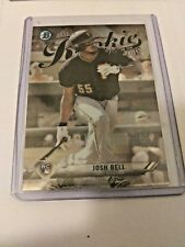 JOSH BELL 2017 Bowman Chrome Rookie Of The Year Favorites #ROYF-12 Pirates