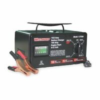 Westward 1Jyu6 Battery Charger, Automatic Boosting, Charging For Battery