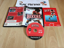PLAY STATION 2 PS2 VICTORIOUS BOXERS COMPLETO PAL ESPAÑA