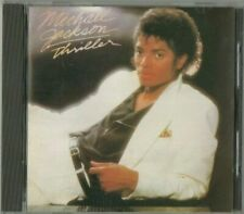 Michael Jackson Thriller Japan CD No Barcode CDEPC 85930 (Matrix 35 8P-11 111A4)