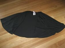 LADIES CUTE BLACK SLEEVELESS POLYESTER/ RAYON TOP BY SUPRE - SIZE M NWT CHEAP