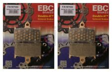 EBC Double-h Sintered Superbike Front Brake Pads Single Set for Honda FA187HH