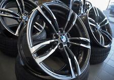 20 pulgadas llantas ultra Wheels ua11 5x120 gris para BMW M-Performance 5er f10 nuevo