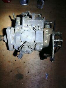 2001 Vw Transporter T4  2.4 Fuel Injection Pump, diesel injector pump