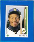 1989 Upper Deck Baseball Cards 36